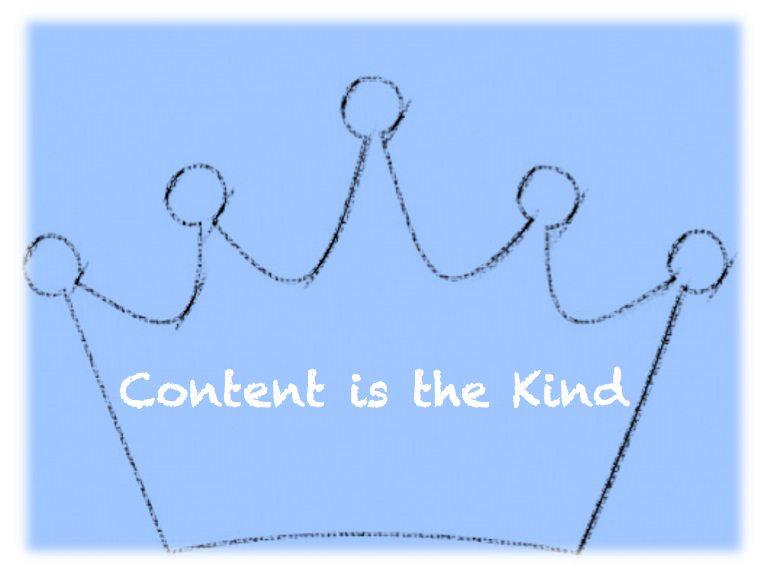 Content marketing, el rey de los contenidos