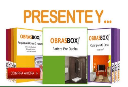 Vídeo empresa animación para Obrasbox
