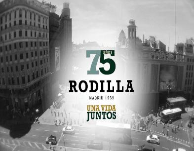 Vídeo empresa-evento para Rodilla