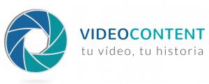 Productoras audiovisuales Madrid: Mundo audiovisual   Videocontent Tu vídeo desde 350€   firmas videocontent 300x121   video