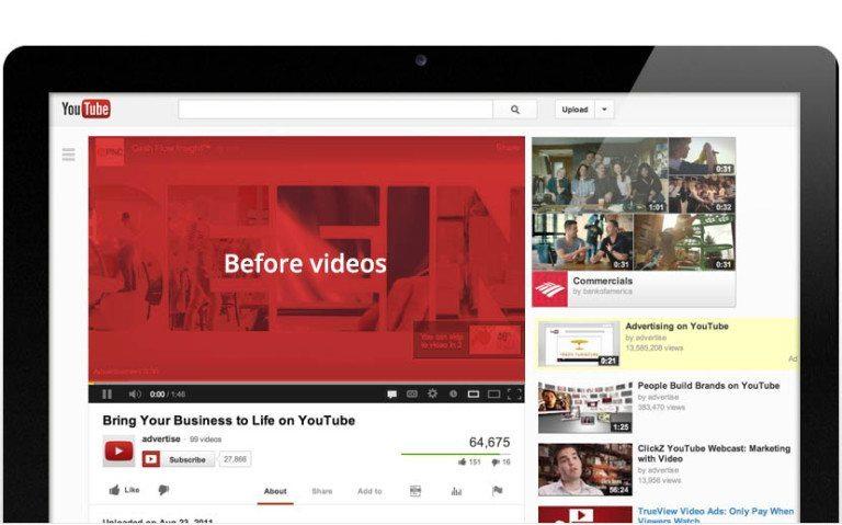 ¿Qué es la publicidad Trueview de Youtube y cuáles son sus ventajas? | Videocontent Tu vídeo desde 350€ | imagen canal de youtube que es la publicidad trueview de youtube y cuales son sus ventajas | video-seo, marketing-online