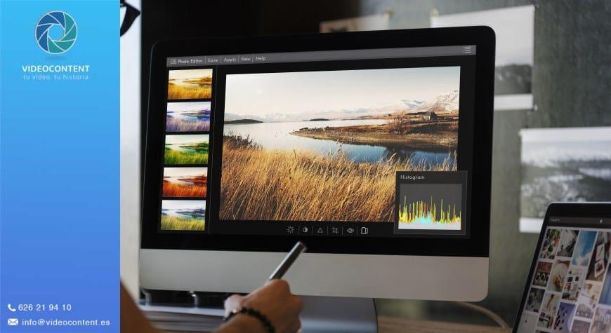 Crear vídeos interactivos