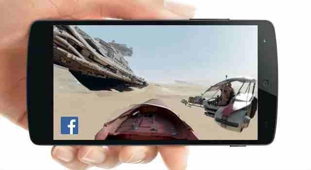 Vídeos en 360 grados en Facebook ¿Qué son y cómo subirlos? | Videocontent Tu vídeo desde 350€ | videos en 360 grados en facebook que son y como subirlos | videos-360-grados, marketing-online