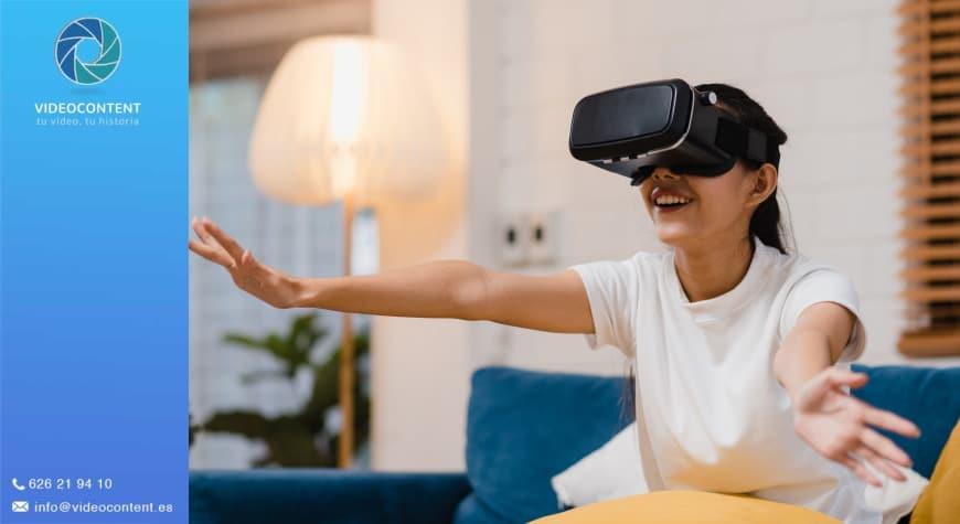 Cómo hacer vídeos en 360 grados interactivos: grabación y estrategia digital | Videocontent Tu vídeo desde 350€ | como hacer videos en 360 grados interactivos | videos-interactivos, videos-360-grados