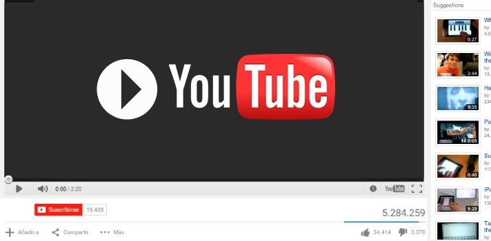 Vídeos corporativos Youtube: cómo realizarlos para triunfar | Videocontent Tu vídeo desde 350€ | videos corporativos youtube min | videos-corporativos-videos, video-youtubers, marketing-online
