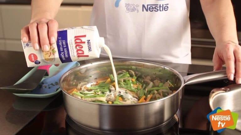 Vídeos de recetas Nestlé: su éxito y algunos ejemplos | Videocontent Tu vídeo desde 350€ | videos de recetas nestle min | video, recetas-de-cocina