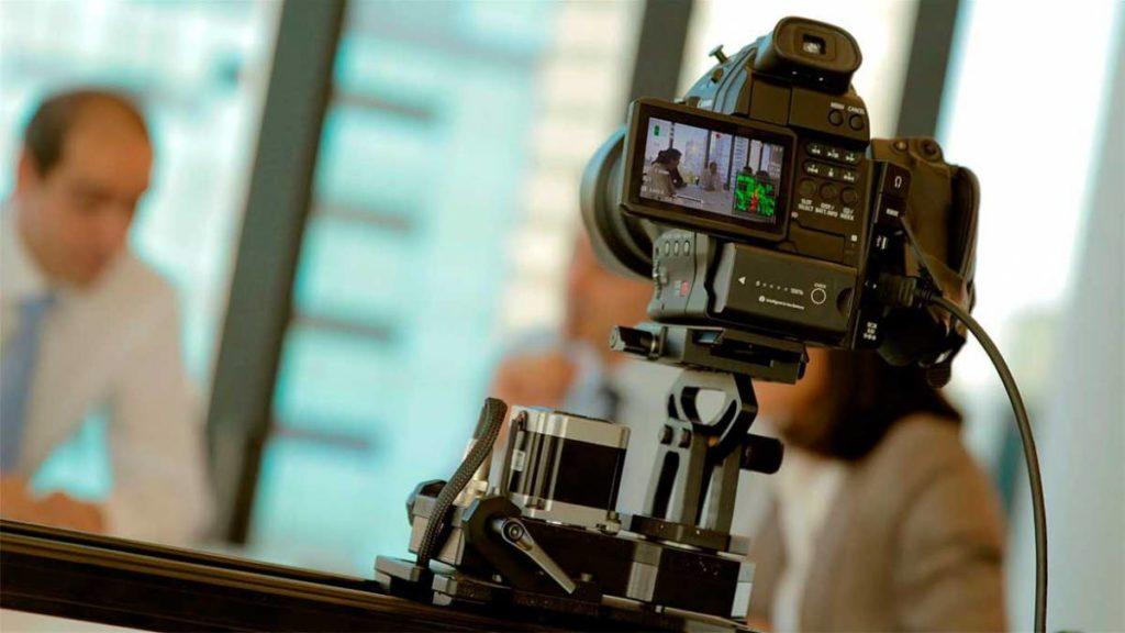 Equipo para grabar vídeos en streaming