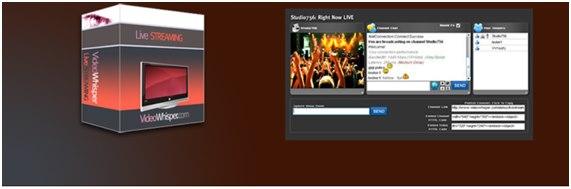 5 plugins WordPress para añadir streaming a tu sitio web   Videocontent Tu vídeo desde 350€   live streaming broadcast live video   video, video-streaming, blogs, actualidad