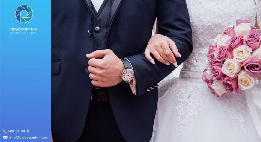 Reportajes de vídeo para bodas: consejos y ejemplos | Videocontent Tu vídeo desde 350€ | reportajes de video para bodas | videos-para-bodas