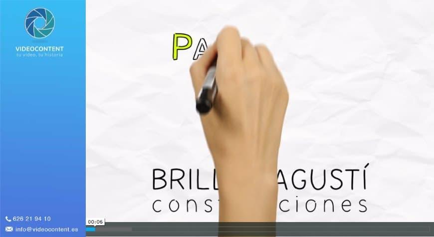 Whiteboard vídeo marketing: ¿Cómo realizar este tipo de vídeos? | Videocontent Tu vídeo desde 350€ | whiteboard video marketing | video