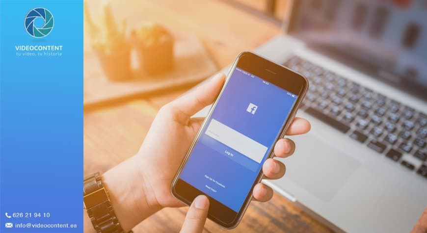 Facebook vídeo marketing: 5 estrategias para llegar a más gente | Videocontent Tu vídeo desde 350€ | facebook video marketing | video