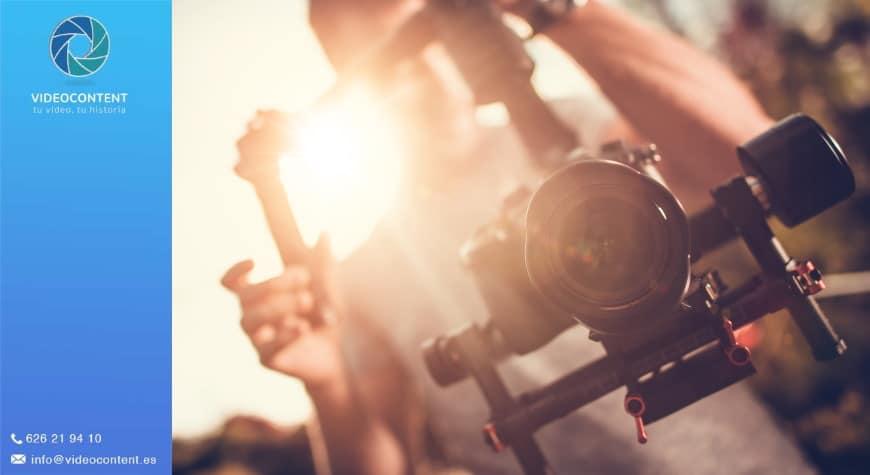 Qué es un Gimbal: ¿Para qué sirve y qué tipos existen? | Videocontent Tu vídeo desde 350€ | que es un gimbal para que sirve y que tipos existen | actualidad