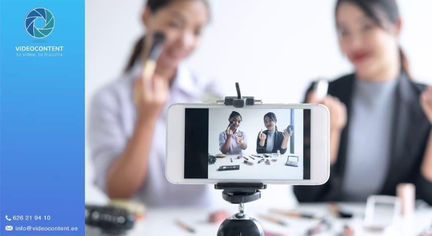 Vídeos verticales para redes sociales