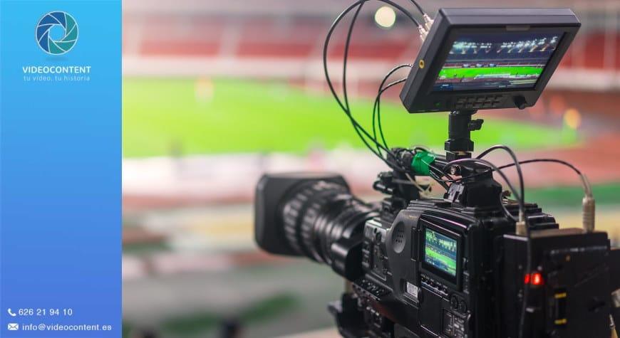 vídeos para promocionar eventos deportivos